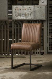 NC 0011 - Ferro sidechair - light brown (V)