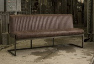 NC 0060 - Ferro bench - dark brown (V) website