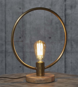 Tafellamp Rond