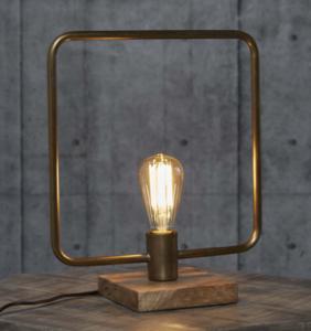 Tafellamp Vierkant